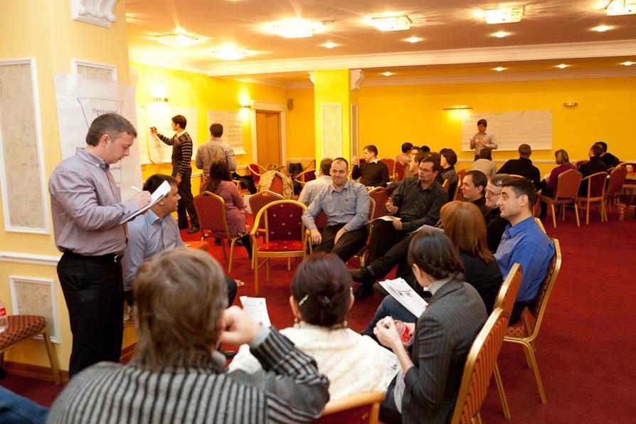Корпоративное обучение - тренинги и семинары