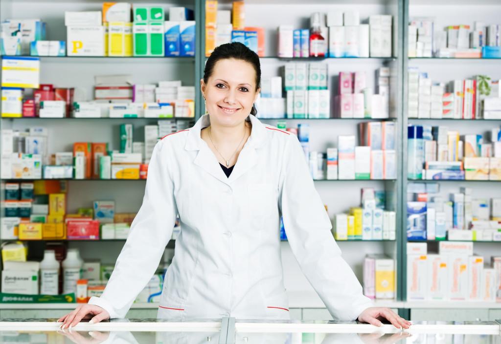 Поздравления с днём рождения заведующей аптеки
